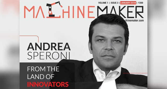 THE MACHINE MAKER | intervista con Andrea Speroni