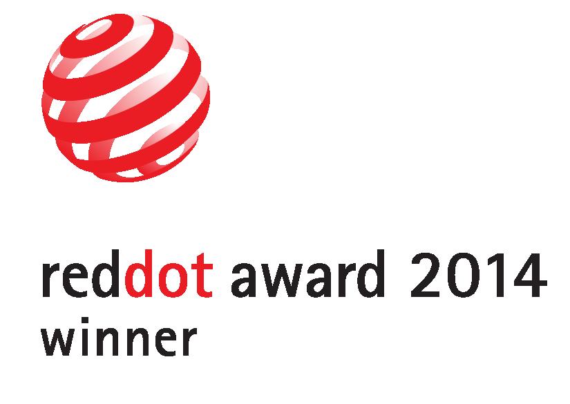 Reddot Award 2014_FUTURA_reddot