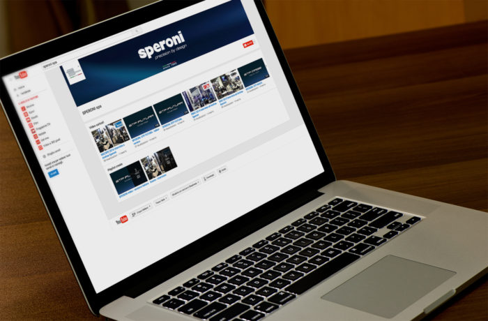 Speroni • You Tube channel